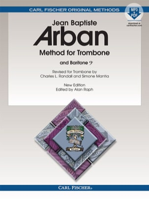 Jean-Baptiste Arban - Method for Trombone - Sheet Music - di-arezzo.com