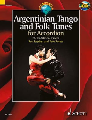 Traditionnel - Argentinian tango and folk tunes for accordion - Sheet Music - di-arezzo.co.uk