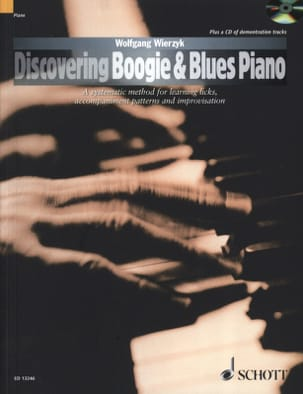 Wolfgang Wierzyk - Discovering boogie & blues piano - Partition - di-arezzo.fr