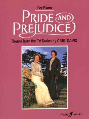 Carl Davis - Pride and Prejudice - Theme from the TV series - Sheet Music - di-arezzo.com