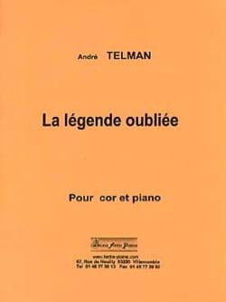 André Telman - La légende oubliée - Partition - di-arezzo.ch