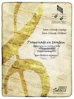 Lepage Jean-Claude / Soldano Jean-Claude - Tandem walk - Sheet Music - di-arezzo.com