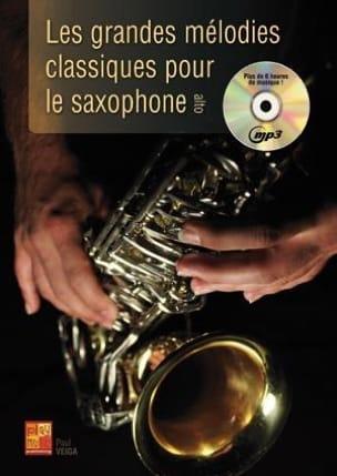 Les grandes mélodies classiques pour le saxophone alto mp3 - laflutedepan.com