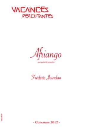 Frédéric Jourdan - Afriango - Partition - di-arezzo.fr