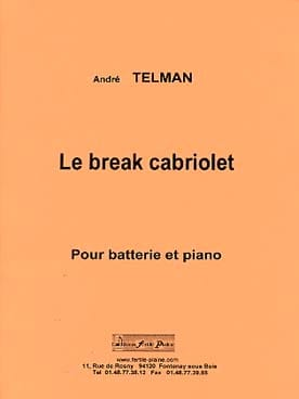 André Telman - The convertible estate - Sheet Music - di-arezzo.com