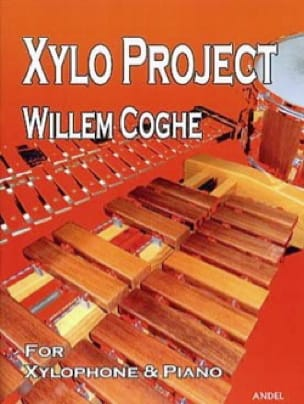 Willem Coghe - Xylo project - Partition - di-arezzo.fr