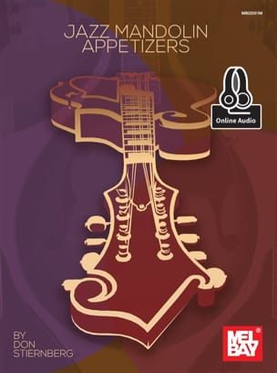Don Stiernberg - Jazz mandolin appetizers - Partition - di-arezzo.fr