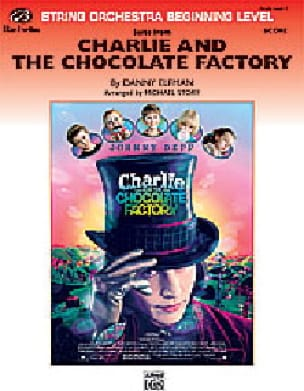 Danny Elfman - Charlie and the chocolate factory, suite from - Sheet Music - di-arezzo.com