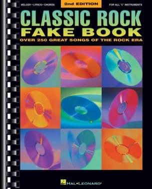 - Libro falso de rock clásico - 2ª edición - Partitura - di-arezzo.es