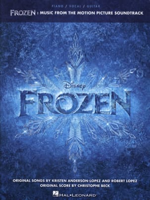 DISNEY - The Snow Queen - Música de película - Partitura - di-arezzo.es