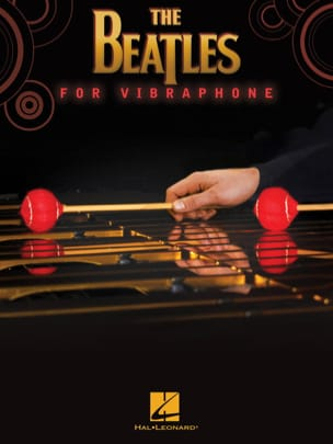 BEATLES - The Beatles for vibraphone - Partition - di-arezzo.fr
