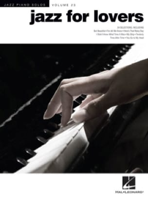 - Jazz piano solos volume 23 - Jazz for lovers - Sheet Music - di-arezzo.com