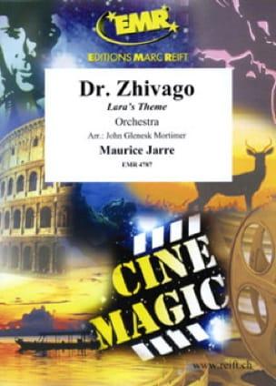 Maurice Jarre - Dr. Zhivago - Lara's theme - Sheet Music - di-arezzo.com