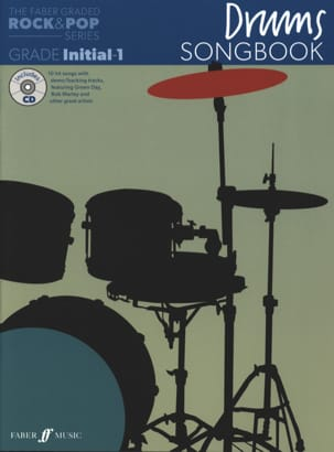 - Drums Songbook - Grade initial-1 - Partition - di-arezzo.fr