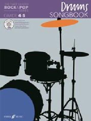 - Drums Songbook - Grade 4-5 - Partition - di-arezzo.fr