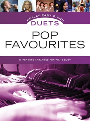 - Really easy piano duets - Pop favourites - Partition - di-arezzo.fr