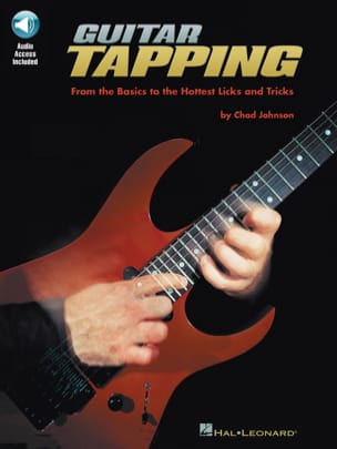 Chad Johnson - Guitar tapping - Partition - di-arezzo.fr