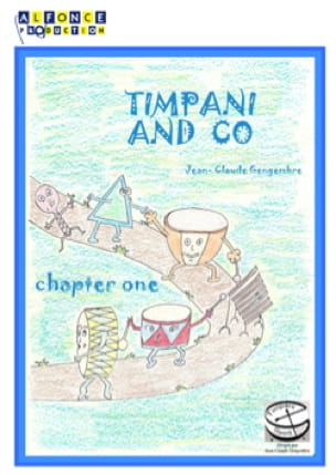 Timpani and Co chapter one - Premiers rendez-vous - laflutedepan.com