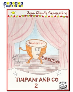 Timpani and Co chapter two - En scène - laflutedepan.com