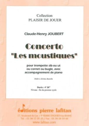 Concerto Les moustiques - Claude-Henry Joubert - laflutedepan.com