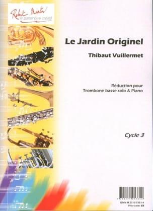 Le jardin originel - Thibaut Vuillermet - Partition - laflutedepan.com