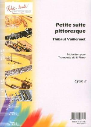 Thibaut Vuillermet - Small picturesque suite - Sheet Music - di-arezzo.com