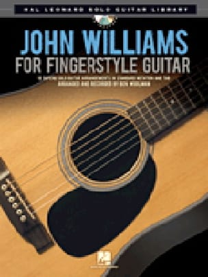 John Williams - John Williams per chitarra fingerstyle - Partitura - di-arezzo.it