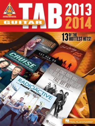 - Guitar Tab 2013-2014 - Sheet Music - di-arezzo.co.uk