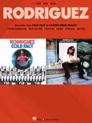 Sixto Diaz Rodriguez - Selections from Cold Fact - Coming from Reality - Partition - di-arezzo.co.uk