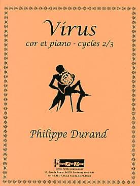 Philippe Durand - Virus - Partition - di-arezzo.fr
