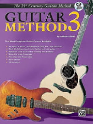 Guitar method 3 - Aaron Stang - Partition - Guitare - laflutedepan.com