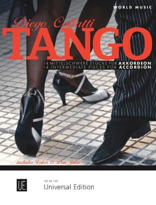 Diego Collatti - World music Tango - Sheet Music - di-arezzo.com