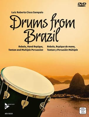 Sampaio Luiz Roberto Cioce - Drums from Brazil - Sheet Music - di-arezzo.co.uk