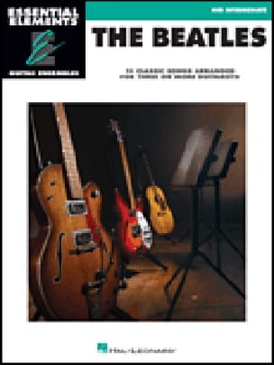 BEATLES - The Beatles - 15 Classic songs arranged for three or more guitarists - Partition - di-arezzo.fr