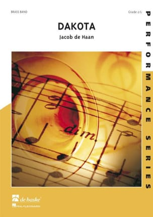 Haan Jacob de - dakota - Sheet Music - di-arezzo.com