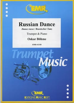 Oskar Böhme - Russian dance - Sheet Music - di-arezzo.co.uk