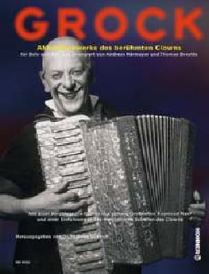 (Charles Adrien Wettach) Grock - Accordion pieces by the famous clown - Sheet Music - di-arezzo.co.uk