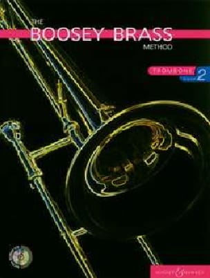 Chris Morgan - The Boosey brass method - Trombone Fa volume 2 - Partition - di-arezzo.fr