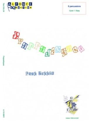 Paul Collin - Frappadingues - Partition - di-arezzo.fr