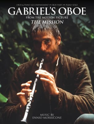 Ennio Morricone - Gabriel's oboe - Partition - di-arezzo.co.uk