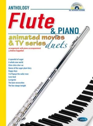 Animated movies - TV series - duets - Sheet Music - di-arezzo.co.uk