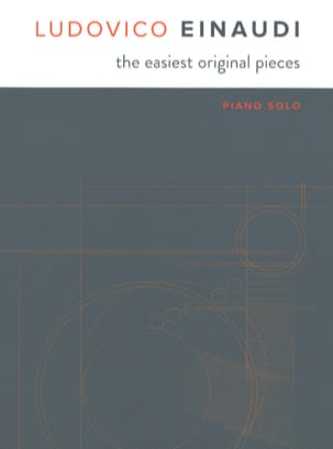 Ludovico Einaudi - The easiest original parts - Sheet Music - di-arezzo.com