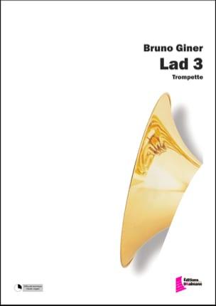 Bruno Giner - Lad 3 - Partition - di-arezzo.fr