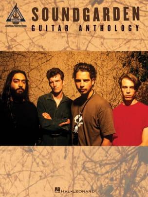 Soundgarden - Antología de Guitarra - Partitura - di-arezzo.es