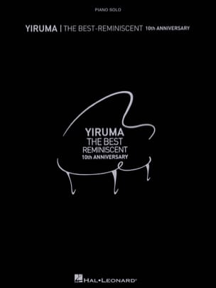 Yiruma - The best-reminiscent 10th anniversary - Partition - di-arezzo.fr