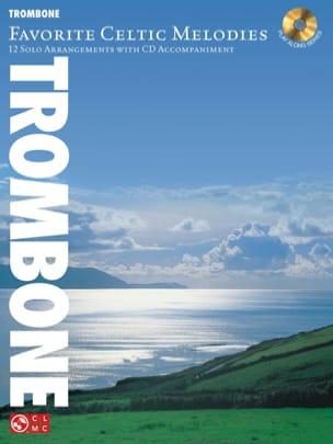 Traditionnel - Favorite celtic melodies for trombone - Partition - di-arezzo.fr