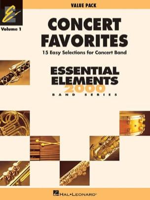 Concert favorites volume 1 - laflutedepan.com