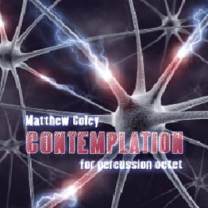 Contemplation - Matthew Coley - Partition - laflutedepan.com