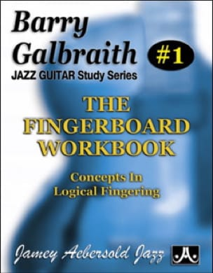 Barry Galbraith - The fingerboard workout - Sheet Music - di-arezzo.com