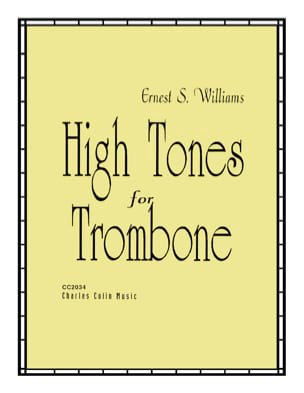 High tones - Ernest S. Williams - Partition - laflutedepan.com